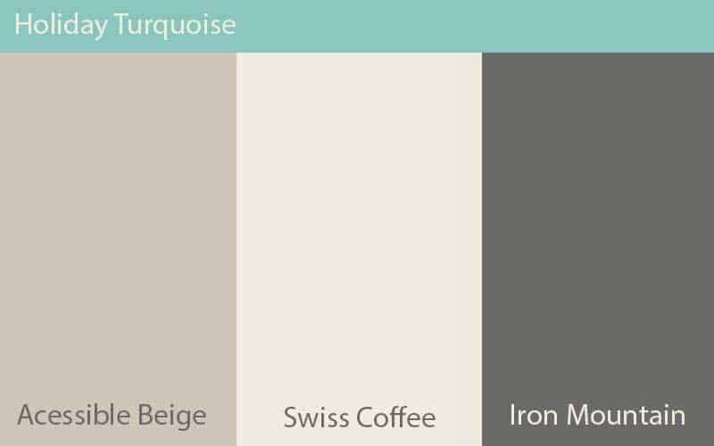 color scheme for the pantry