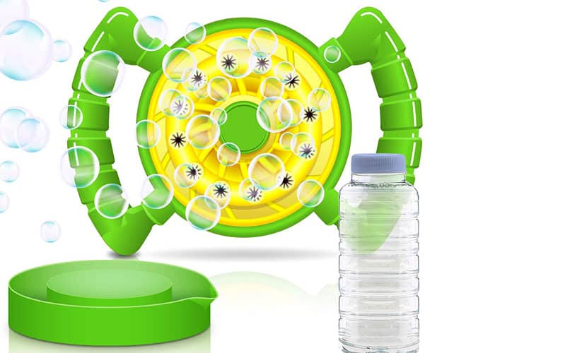 bubble maker last minute gift for children