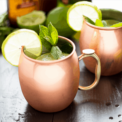 Irish Mule Recipe for St. Patrick's Day